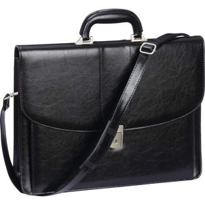 Embassy Professional Expandable Attaché Briefcase