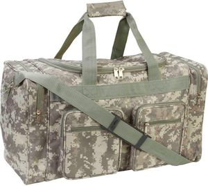 "Extreme Pak Digital Camo Water-Resistant 21"" Duffle Bag"