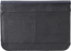 Embassy Solid Genuine Cowhide Leather Bible Cover
