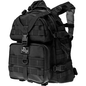 Maxpedition Condor-II Black Medium Sized Tactical Backpack