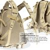 Maxpedition Condor-II Tactical Backpack Dimensions Rear