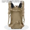 Maxpedition Falcon-II Tactical Backpack Dimensions Back