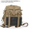 Maxpedition Falcon-II Tactical Backpack Dimensions Bottom
