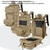 Maxpedition Falcon-II Tactical Backpack Dimensions Opening Pockets