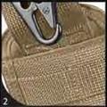 Maxpedition Box-&-X Stitching