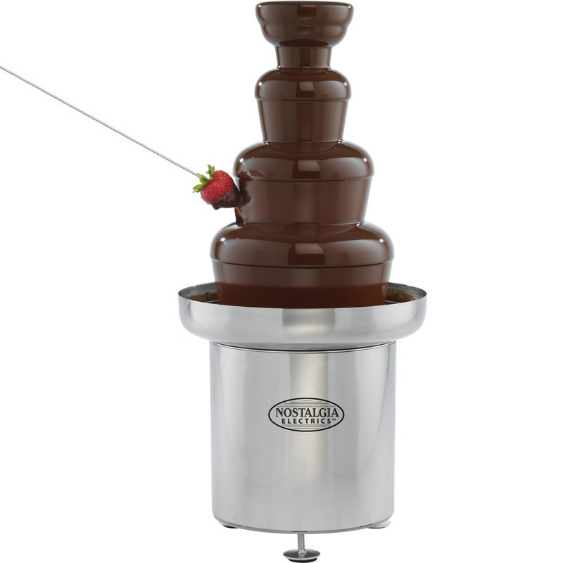 Stainless Steel Fondue Fountain, Commercial Fondue Machine, CFF-552