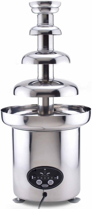 CFF-552 Commercial Stainless Steel Fondue Fountain